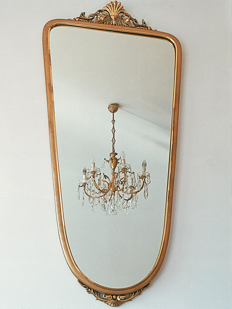 Carlo Benvenuto, S.T. (specchio), 1997, C-print, 130x96 Cm