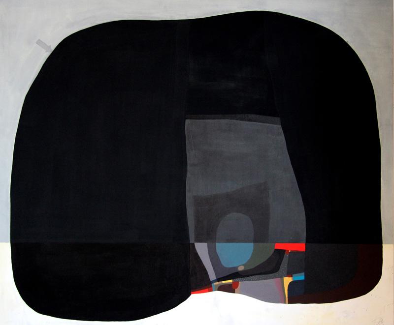 108,-Forma-1,-2015,-acrylic-and-pencil-on-canvas,-120x100-cm