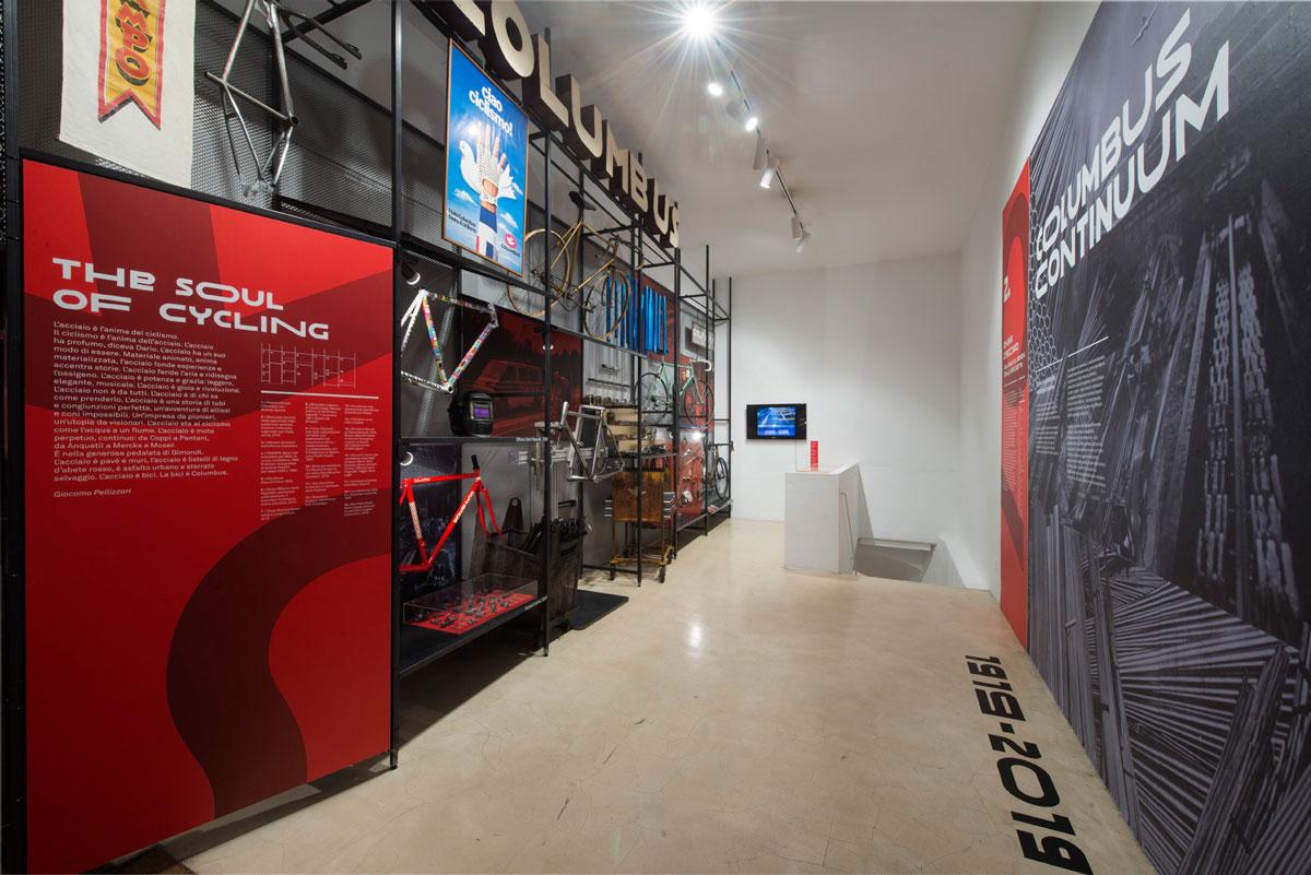 Columbus Continuum. Anima d'acciaio: Columbus e il design della bicicletta