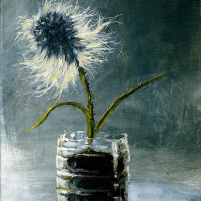 Francesco De Grandi, N.M., 2006, Oil On Canvas, 50x35 Cm