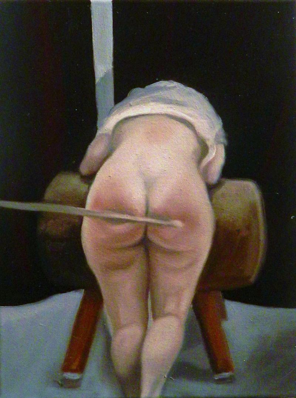Giuliano Sale, ST, 2013, Oil On Canvas, 18x24 Cm