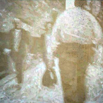 Fuori Registro, 2001, 100x150 Cm