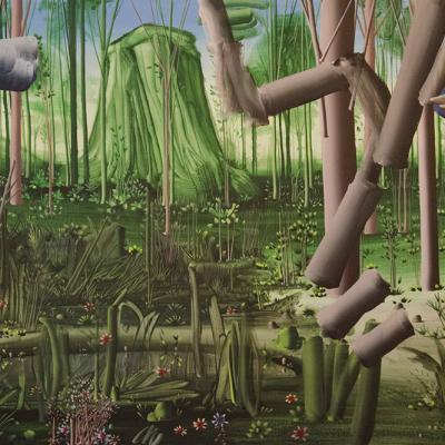 Pastorello, Senza Titolo, 2011, Acrylic On Canvas, 100x120 Cm