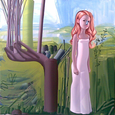 Pastorello, Senza Titolo, 2012, Acrylic On Canvas, 80x80 Cm