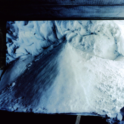 Passes 20, Gotthard 2001, C-Print, 125x100 Cm