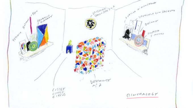 Little Circus: Alberto Biagetti – Mineralogy