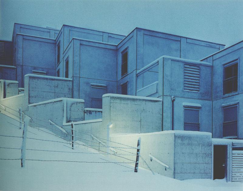 Thomas Flechtner, Colder, La Chaux De Fonds 15, C Print, 100×80 Cm