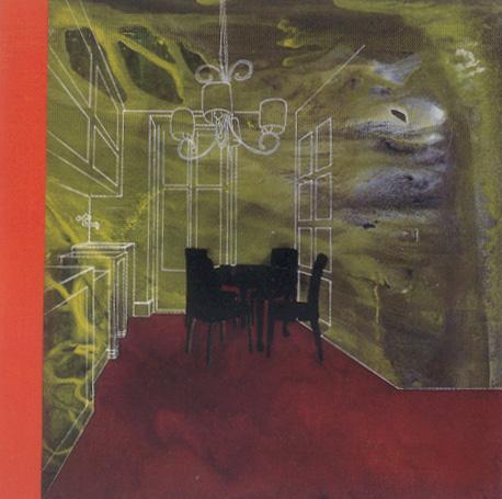 Gioacchino Pontrelli, Solo Ed Essenziale, 2000, Oil On Canvas, 50x50 Cm