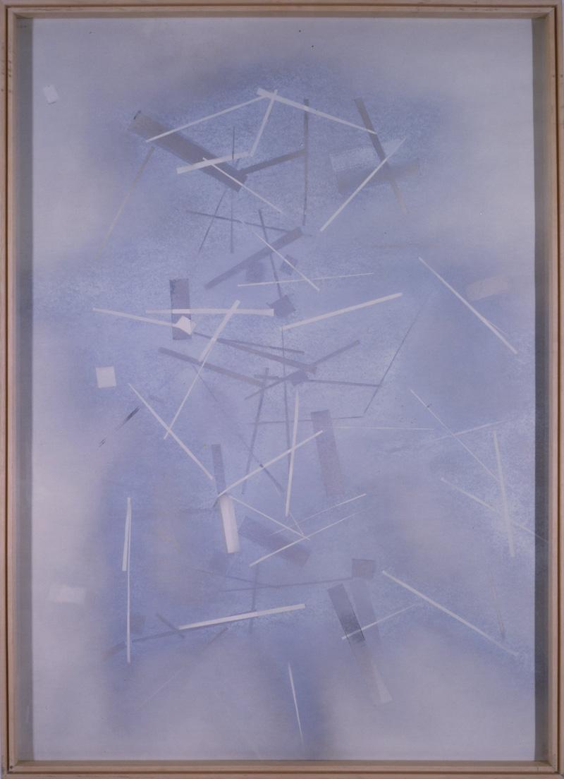 Luca Pancrazzi, Scarto Di Paesaggio, 144x104 Cm