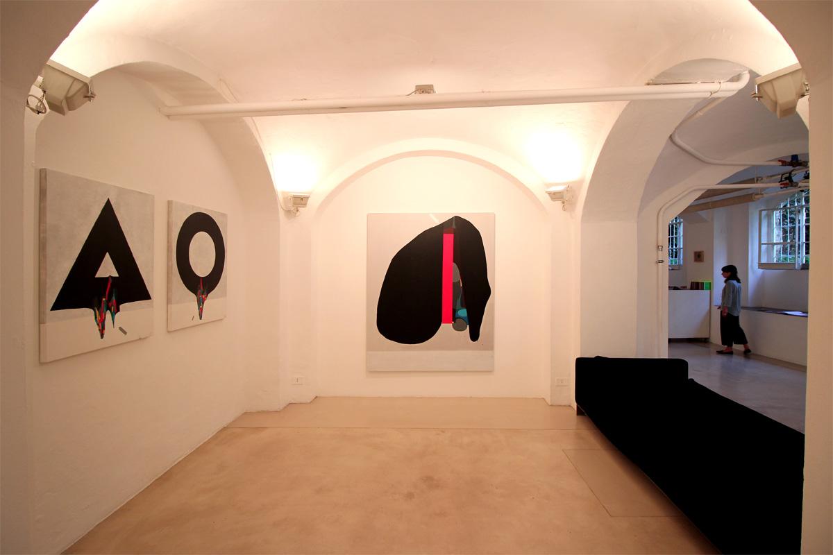 108 – Installation View