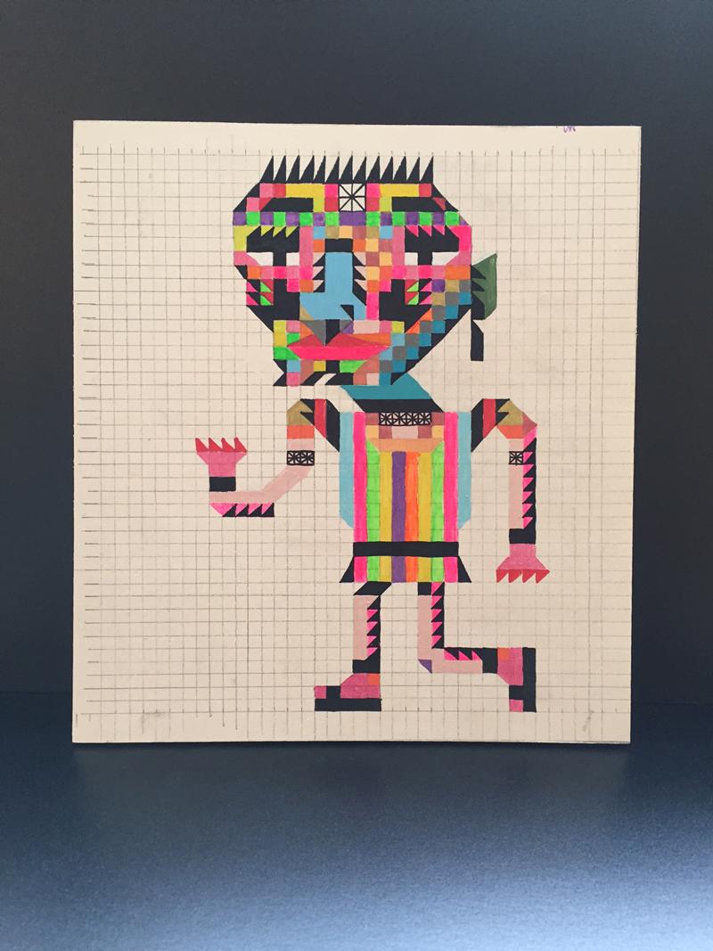 Thomas Raimondi, project for his lare