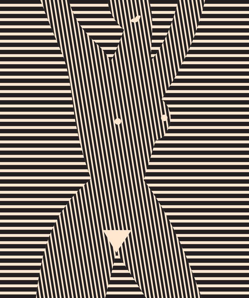 Olimpia Zagnoli, Nudissimo, 2019, limited edition of 8 giclee prints on Somerset Velvet,  60×50 cm