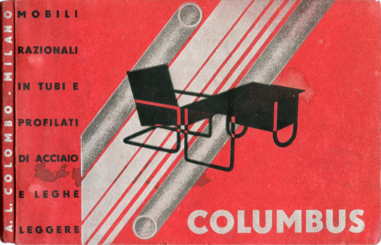 Columbus Continuum   Flessibili Splendori: Columbus And The Tubular Furniture