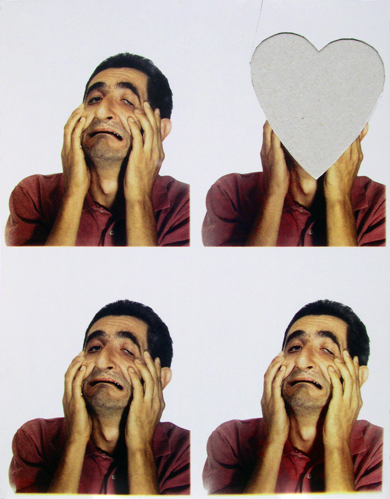 Lorenzo-Scotto-di-Luzio,-Love-me-tender,-(fototessera),-2001,-c-print,-150×125-cm