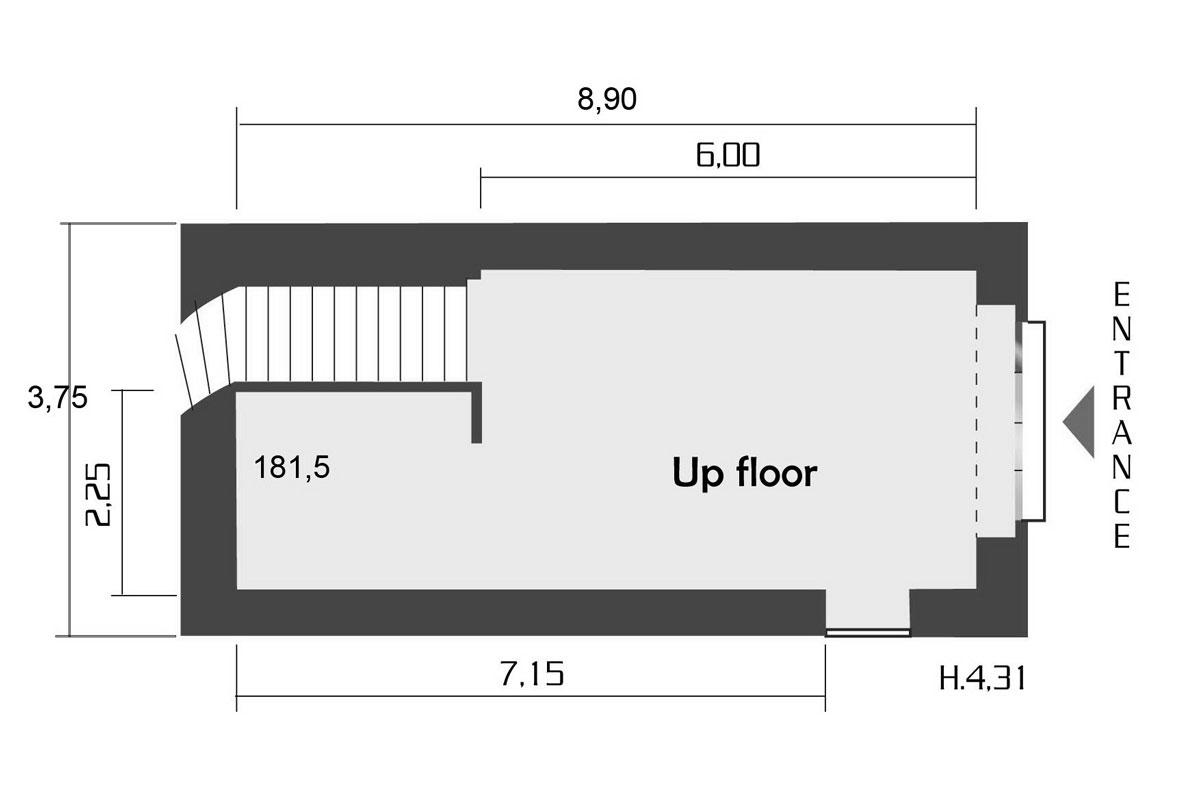 entrance-level